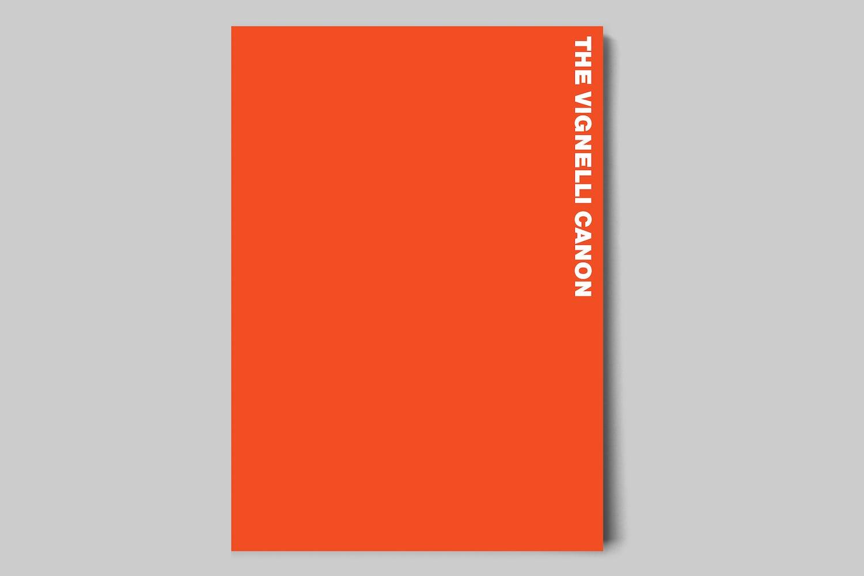 massimo vignelli canon free pdf graphic design